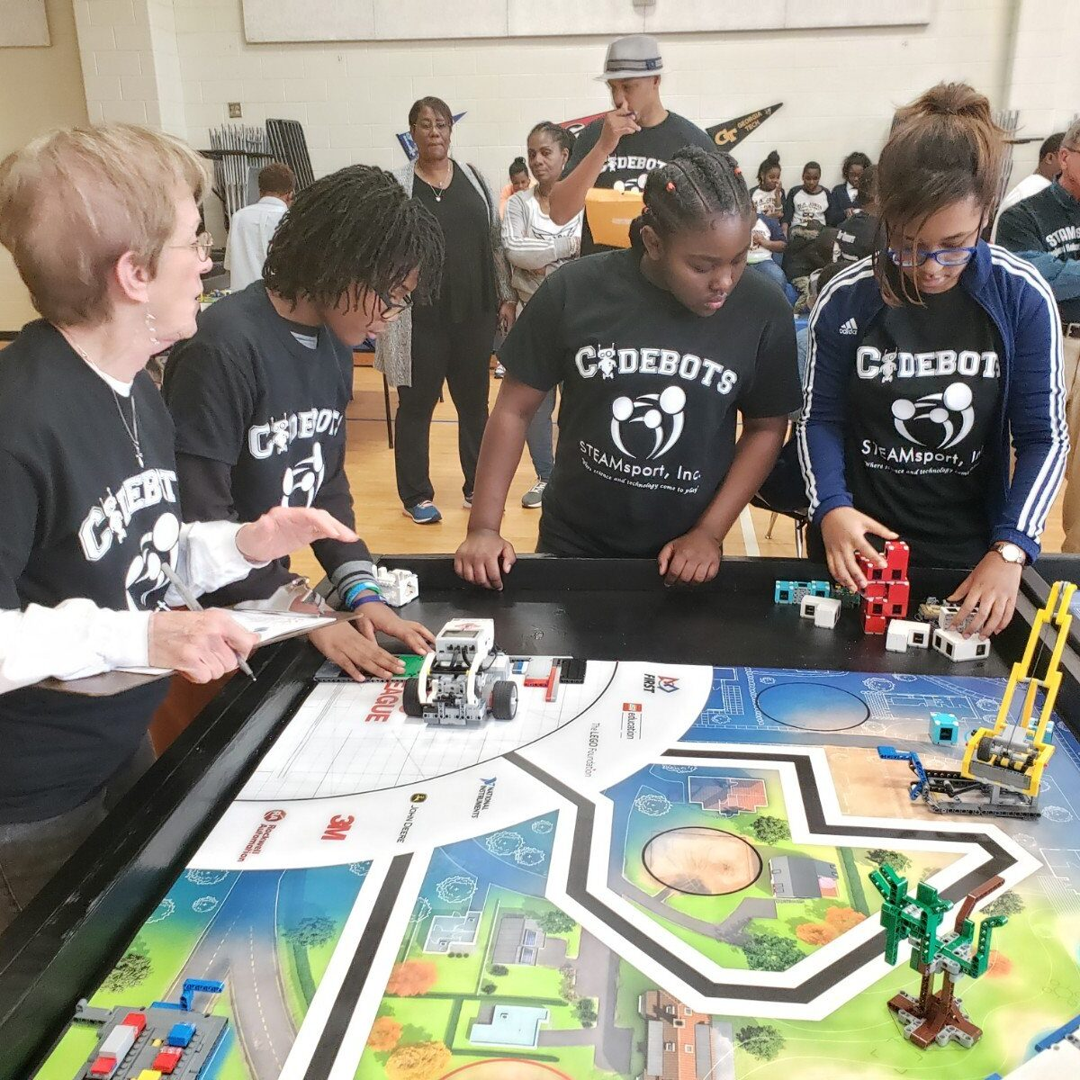 STEAMsport, Inc. is committed to making STEAM learn fun 12_2018